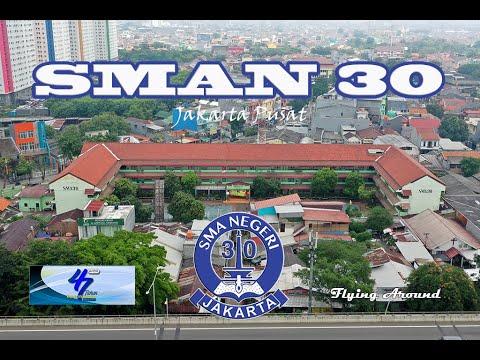 SMAN 30 Jakarta Pusat DIRGAHAYU 47 Th  ( Flying Around Va )