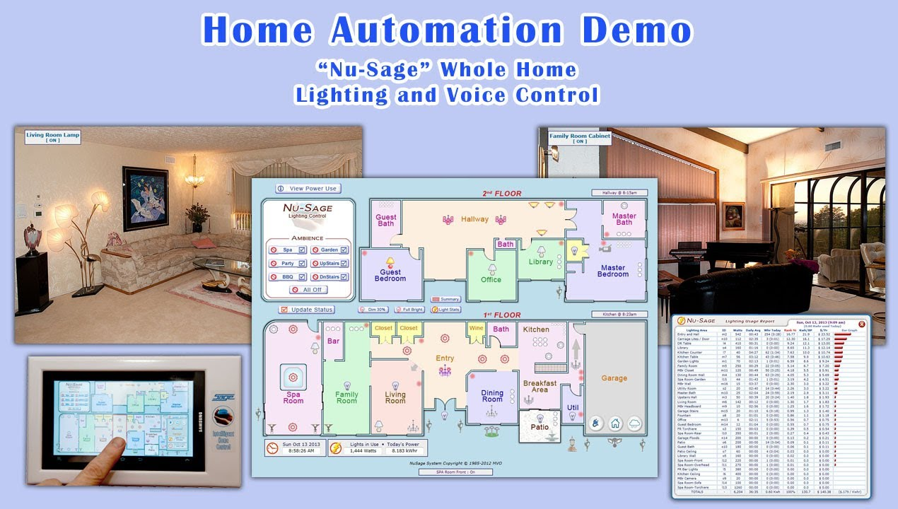 Home Lighting Automation | Lighting Ideas