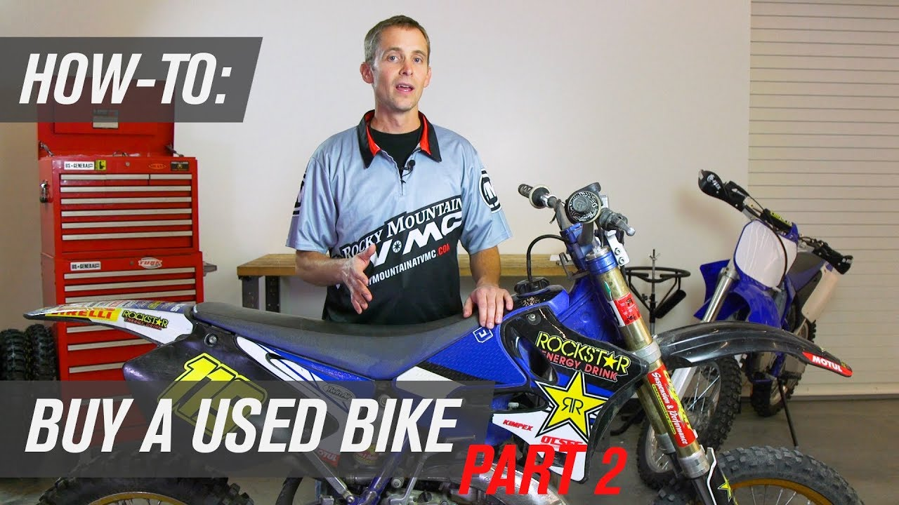 Foolproof Guide to Buying a Used Dirt Bike - RM Rider