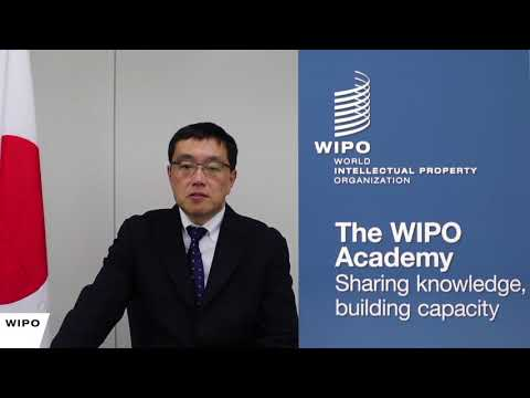 Director of International Cooperation at JPO on 20 Years of the WIPO Academy