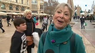 Acte VI manifestation des gilets jaunes à Montpellier