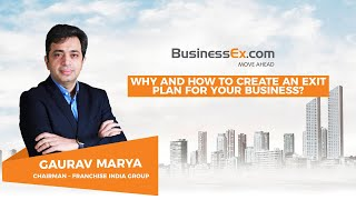 Episode 13- Why And How To Create An Exit Plan For Your Business?