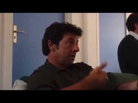 Interview de Patrick Bruel à propos de Maux d'enfants