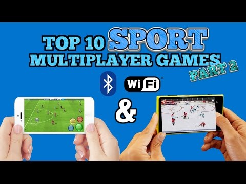 Top 10 Sport Multiplayer Games For Android/iOS (Wi-Fi/Bluetooth) - PART 2