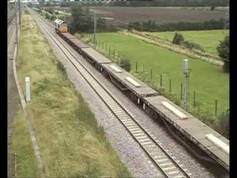 Marholm Freight Diversions Movie 26-08-08.wmv
