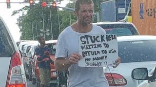 AMERICAN BEGGARS IN PHILIPPINES 😱 #ForeignersinPhilipppines #Expat