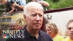 Joe Biden Hits Back Amid Reports Trump Pressured Ukraine To Investigate His Son | NBC Nightly News