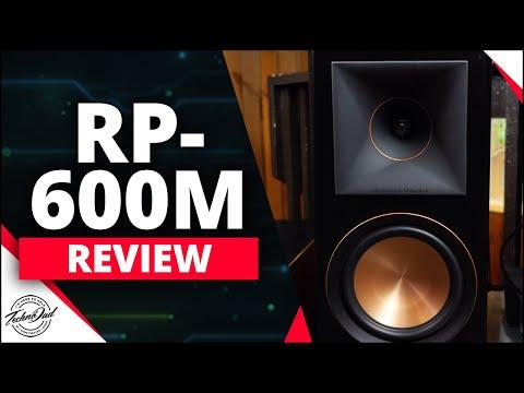 Bookshelf Speakers or Soundbar? Klipsch RP-600M Review   Best Under $600!