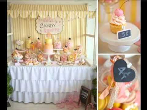 Cute Sweet 16 Birthday Party Decorating Ideas Youtube