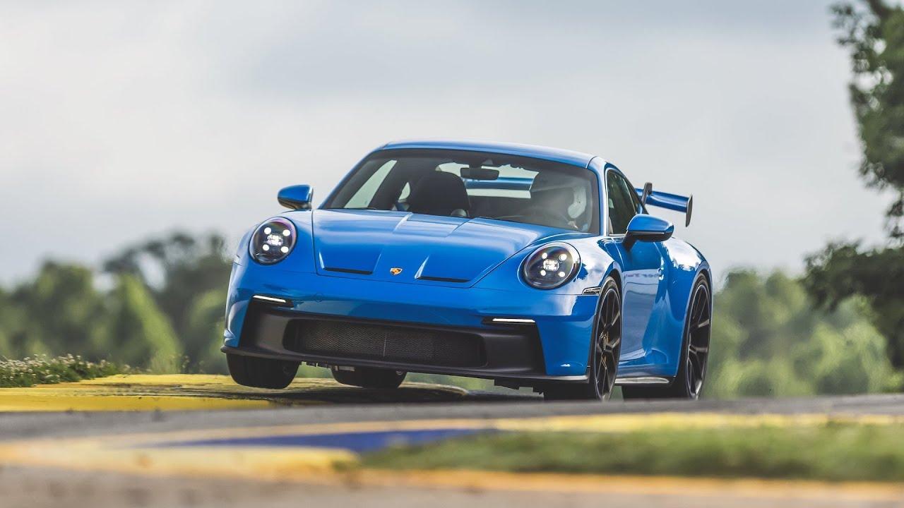 Porsche 911 GT3 vs GT3 Cup -- /DRIVER'S EYE