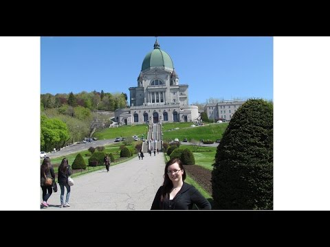 My Trip to Montreal (and NB)