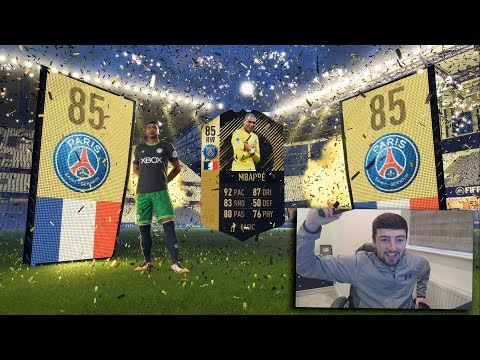 FIFA 18   MBAPPE TWO PLAYER PACK 😱 OPENING 50x TWO PLAYER PACKS 🐧