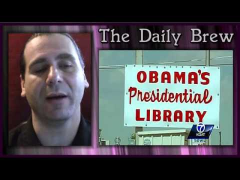 THE DAILY BREW #59 (9/5/2013) Coffee & The Morning Headlines #PTN