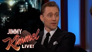 Tom Hiddleston on His Boarding School Shenanigans