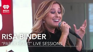 """Risa Binder - """"Paper Heart"""" Live Acoustic 