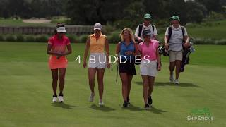 Shipping Golf Clubs with Ship Sticks: 4 Buddies
