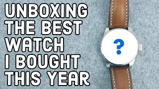 The Best Watch I Bought This Year - Unboxing