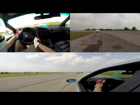 20140427 - Track Day - NASA, TWS 2.9 CW, HPDE 3, 3rd Session
