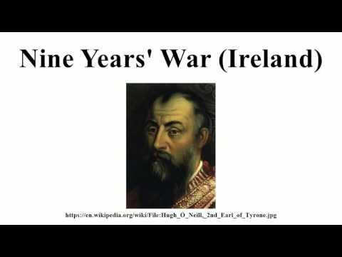 Nine Years' War (Ireland)
