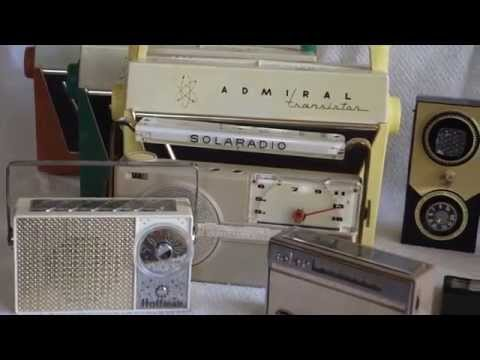 Solar Radios of the late 50's