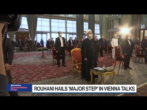 'Bloomberg Commodities Edge': Iran Nears Nuclear Deal
