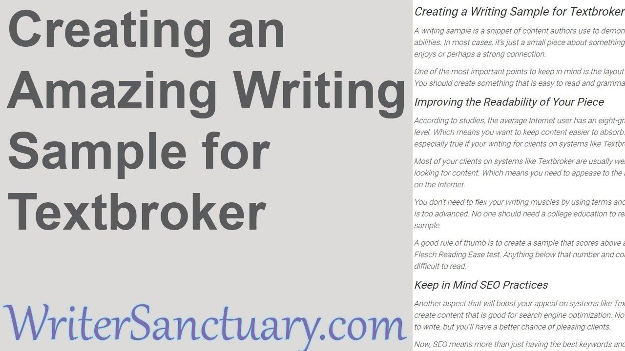 Written essay