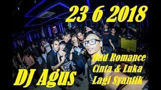 DJ Agus 23 6 2018 Malam Minggu Bad Romance Athena Hyper Dugem Discotheque