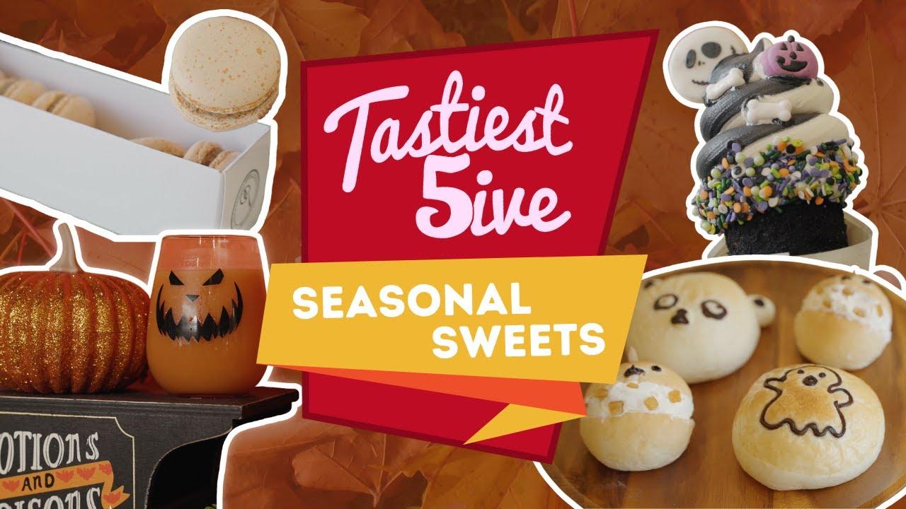 Tastiest 5   Seasonal Sweets