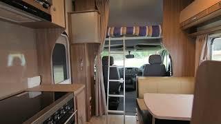 Let´s Go 4 Berth Conquest - Camper Australien