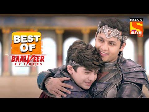 Vivaan ने बचा लिया है अपने Partner Baalveer को   Best Of Baalveer Returns
