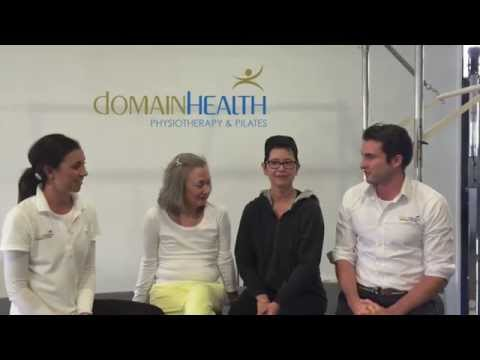 Free Cancer Physiotherapy Treatment at Domain Health Melbourne