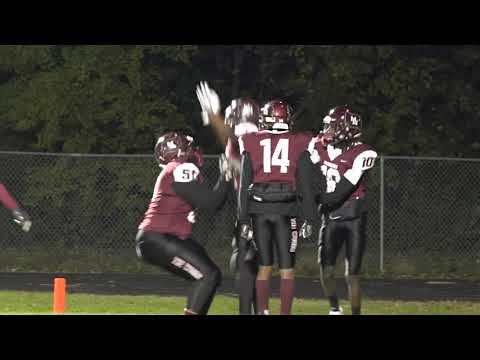Harper Woods at Macomb Lutheran North | Football | STATE CHAMPS! Michigan