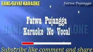 Download Mp3 Fatwa Pujangga Melayu Karaoke No Vokal