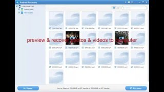 Recover deleted photos, videos from Lenovo phones