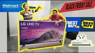 Black Friday Walmart y Bęst Buy, como es el VIERNES NEGRO