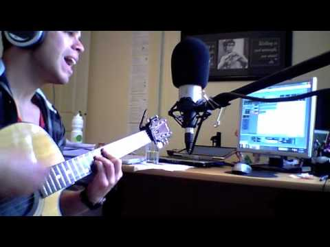 Faith no more - stripsearch acoustic cover by damo