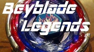 Beyblade Legends Hyperblades - COSMIC PEGASUS F:D Unboxing!