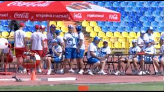 Судьи на легкой атлетике