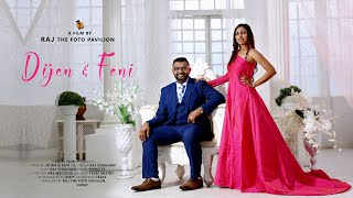 DIJEN & FENI  Pre Wedding ( RAJ the foto pavilion - Parvat Patiya, Surat )