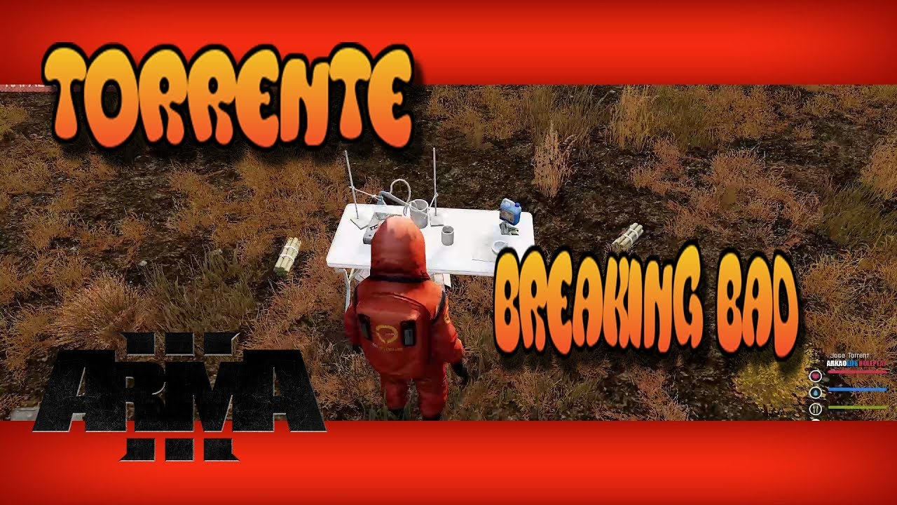 ARMA3 TORRENTE ROLE PLAY ARKAO LIFE #12 LA MAFIA DEL CASINO TORRENTE BREAKING BAD(RESUB-TWITCH)