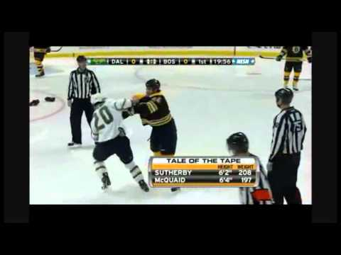 Boston Bruins Best Fights
