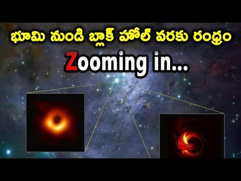 Zooming Into The Black Hole || T Talks