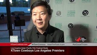 Los Angeles Asian Pacific Film Fest Hosts Ktown Cowboys LA Premiere