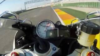 new bmw s 1000 rr 2012 on circuit ricardo tormo valencia hd option auto news
