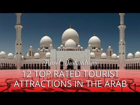 12 TOP RATED - Tourist Attractions in the United Arab Emirat