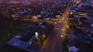 Sarpsborg Norway - Dji Mavic Pro 4K footage
