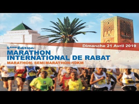 Marathon International Rabat 2019 Vlog 3