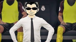 Мен жаңа Бапкер болдым... (FIFA 18 #1)