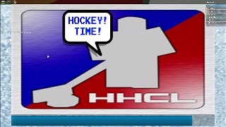 Amazing Goal | Roblox #10 HHCL Hockey #1
