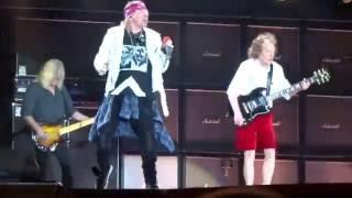 AC/DC and Axl Rose - RIFF RAFF HD - Ceres Park, Aarhus, Denmark, June 12, 2016